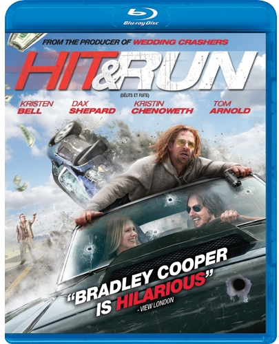Hit And Run 1080p MKV Latino