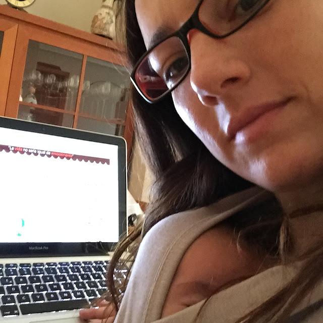 Porteando mientras trabajo en el blog