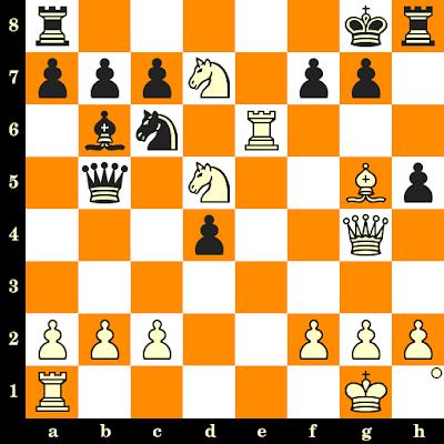 Les Blancs jouent et matent en 3 coups - Dadian vs Bitcham, Zugridi, 1892