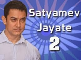 Satyamev Jayate 2 to go on air from 2nd March 2014 on DD-1
