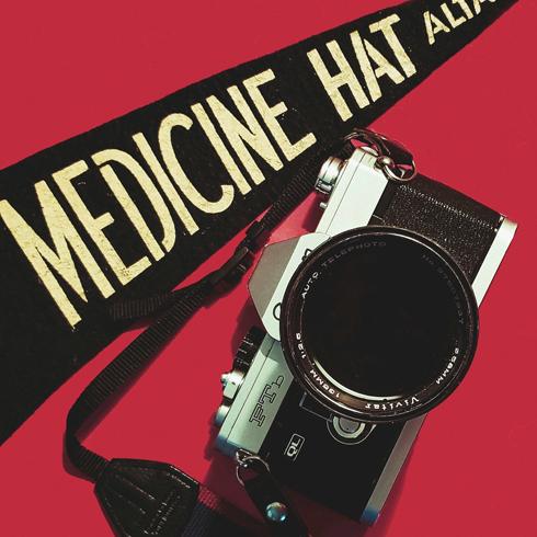 Medicine Hat Alberta Editing Luke
