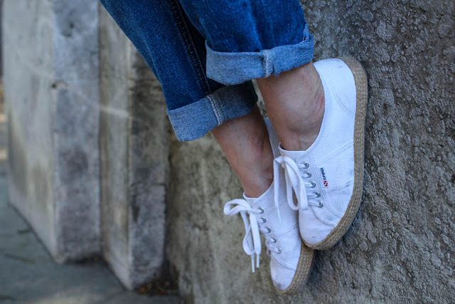 photo tennis superga tressées