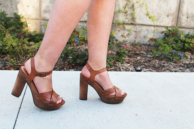 boho, bohemian shoes, wooden heels