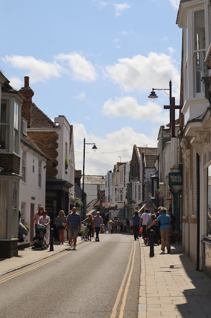 A day trip to Whitstable