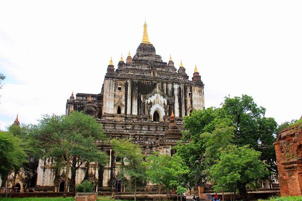 Templo Thatbyinnyu en Bagan