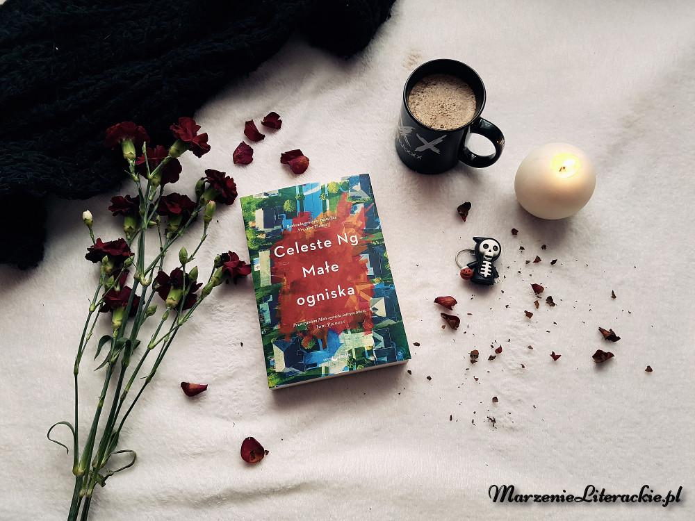 Celeste Ng, Małe ogniska, Recenzja, Marzenie Literackie