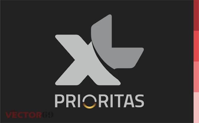 Logo XL Prioritas - Download Vector File PDF (Portable Document Format)