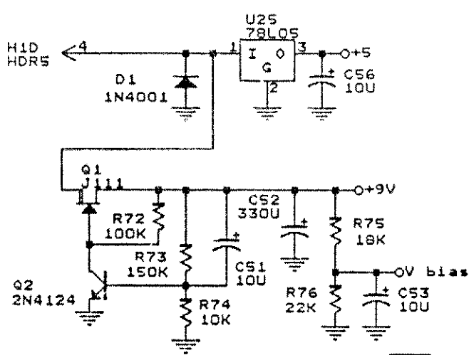 false electronics  digitech pds 1000  u0026 2000 repairs