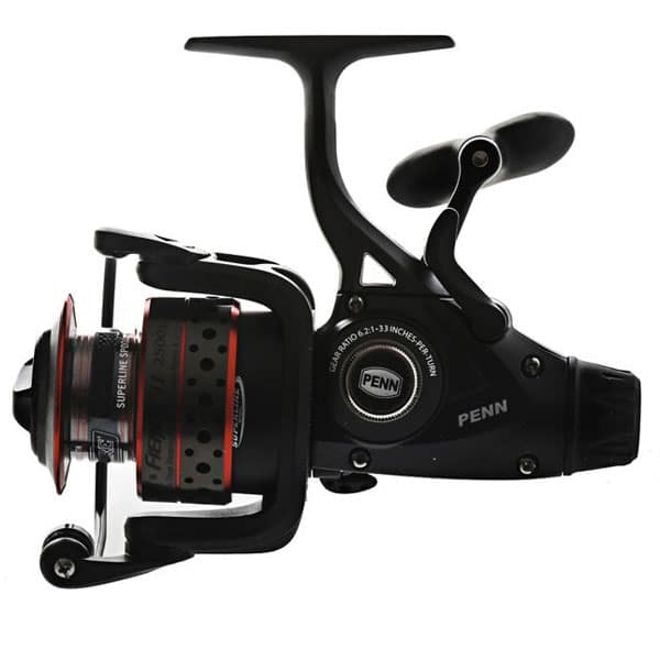Review Penn Fierce II Spinning Reel