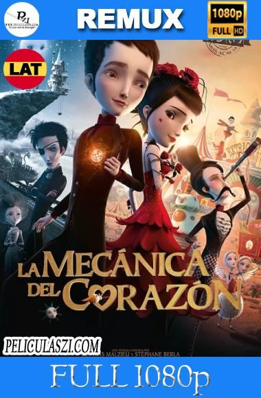 La Mecánica del Corazón (2014) Full HD REMUX & BRRip 1080p Dual-Latino