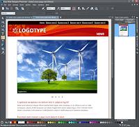 Xara - Web Designer Premium Full version Screenshot 1