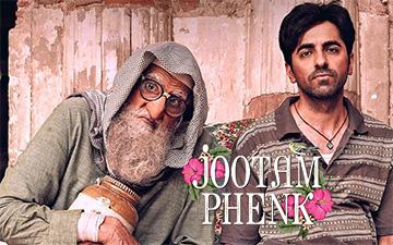 Jootam Phenk Hindi Song Lyrics and Video - Gulabo Sitabo (2020) || Amitabh Bachchan, Ayushmann Khurrana | Piyush Mishra