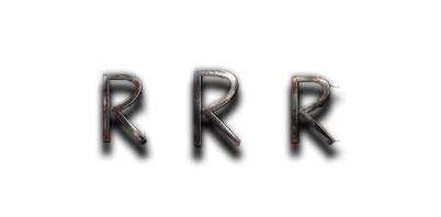 RRR Movie Logo Png Free Download