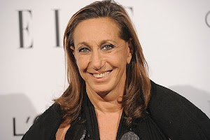 Donna Karan leaves the own brand