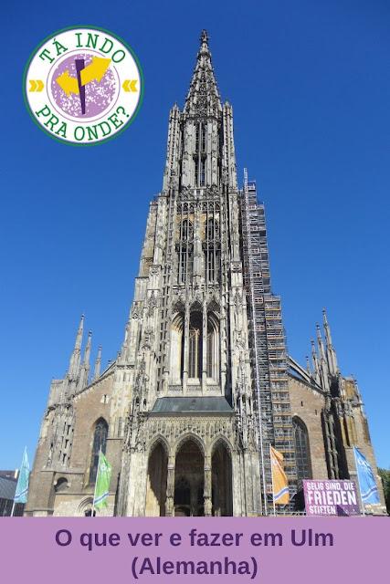 Todas as dicas sobre turismo em Ulm (Alemanha)
