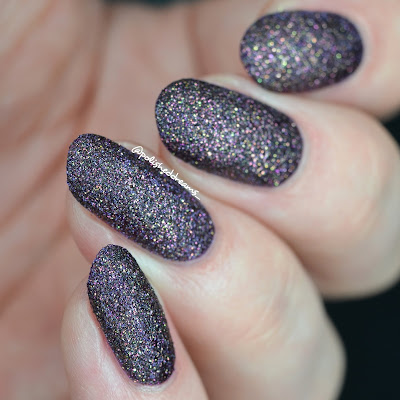 Barry M Crystal Rock Collection A/W 19 Purple Agate