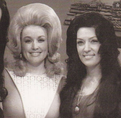 Dolly Parton And Dottie Appearing Together On The Porter Wagoner Show