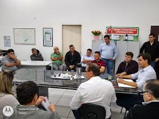 Deputado Estadual Frederico Dávila (PSL) visita região do Vale do Ribeira