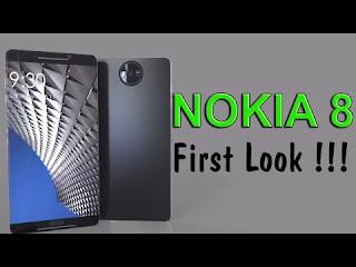 Nokia launch kar raha hai july 2017 mai apna new phone Nokia 8 Online latest trends