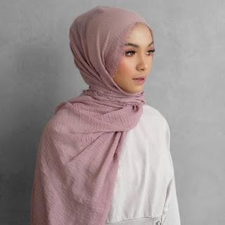 Jilbab Pashmina Crinkle Hijabfest