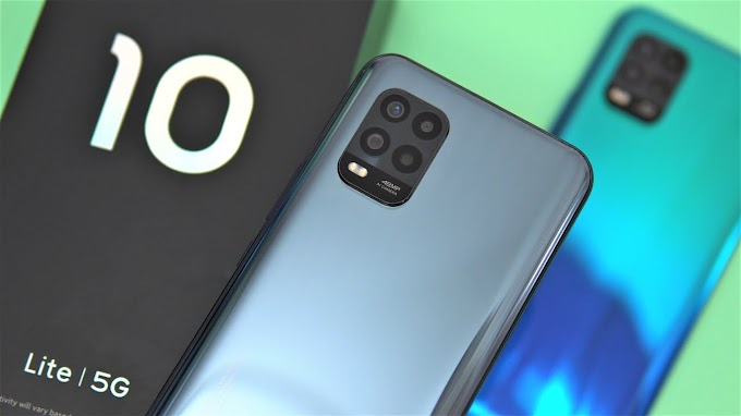 Sorteio do Smartphone Xiaomi Mi 10 Lite 5G