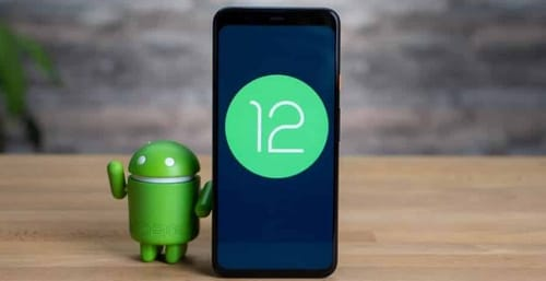 When can you upgrade to Android 12?