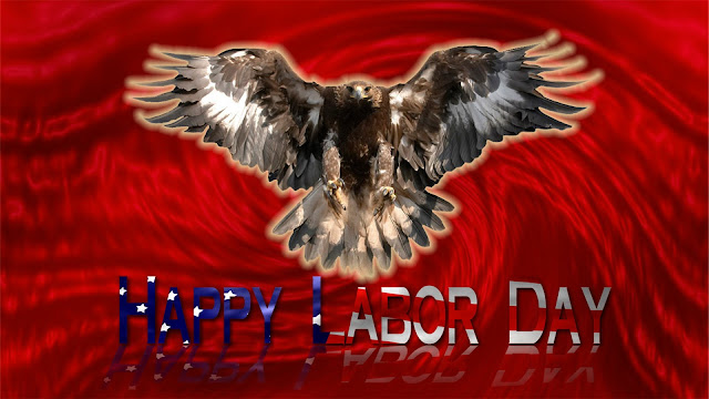 Happy Labor Day 2017 in usa