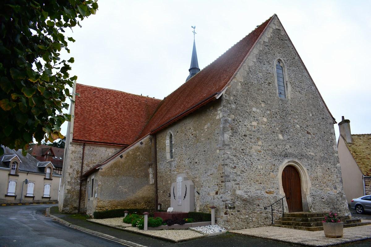 église Saint-Cyr-et-Sainte-Julitte Duneau
