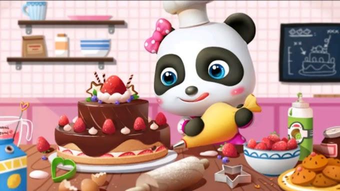 لعبه عالم صغير الباندا للاندرويد - العاب اطفال