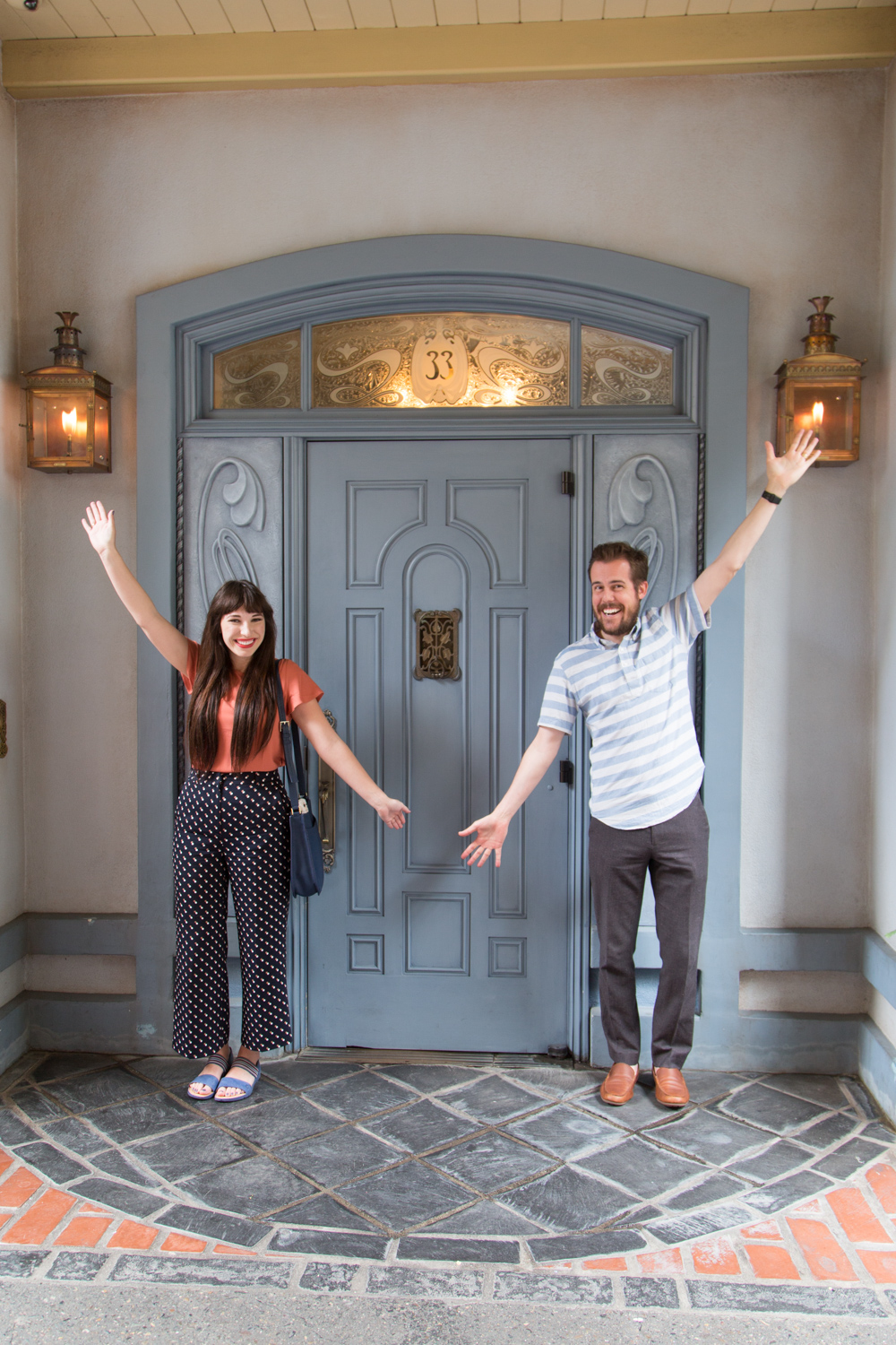 Behind the Scenes look at Disneyland's CLUB 33 Newly Remodeled 2016