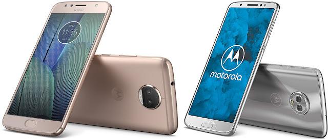 Motorola Moto G5s Plus vs Motorola Moto G6