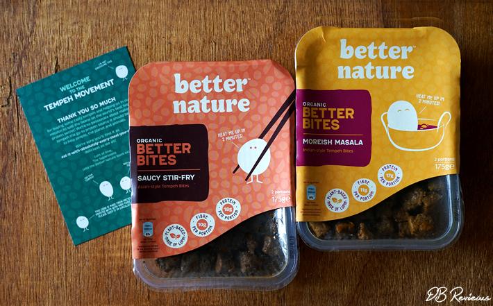 Better Nature Better Bites