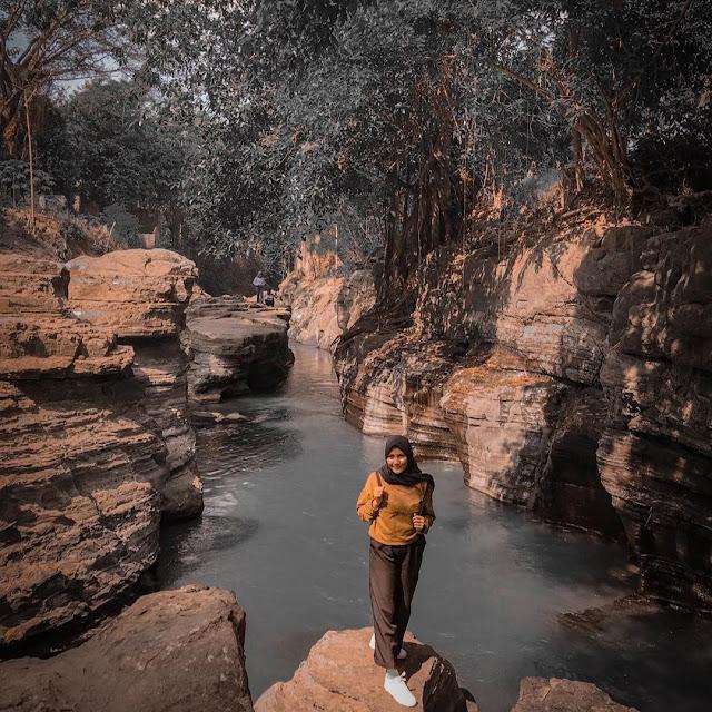 Wisata Batu Kapal Piyungan Bantul Yogyakarta