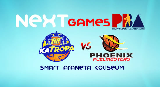 List of PBA Games: March 4, at Smart Araneta Coliseum 2017-2018 PBA Philippine Cup