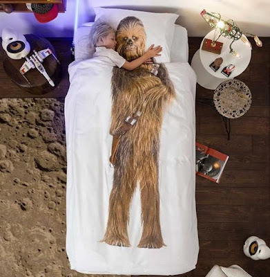 Chewbacca Duvet Cover Set