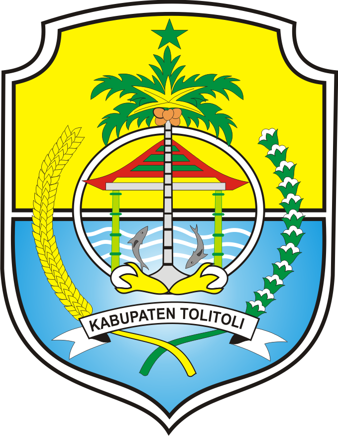 Logo Kabupaten Tolitoli Kumpulan Logo Lambang Indonesia