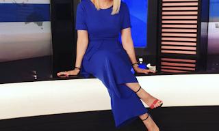 Περιπέτεια υγείας για γνωστή παρουσιάστρια ειδήσεων που την κρατάει για λίγο εκτός τηλεόρασης - EIKONEΣ