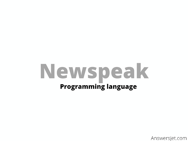 Newspeak Programming Language: History, Features and Applications