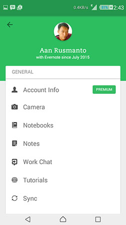 evernote premium free download