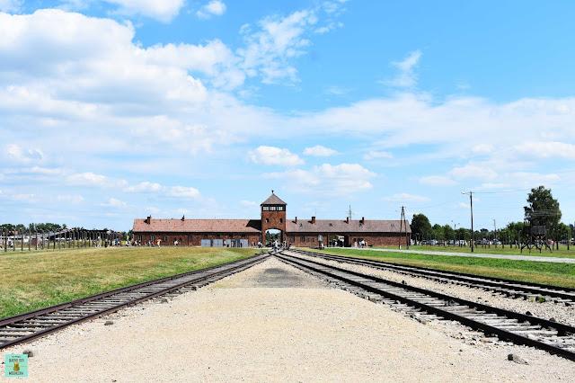 Auschwitz II-Birkenau, Polonia