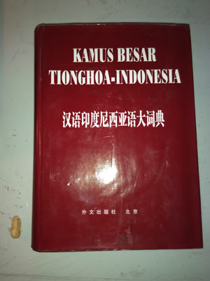 chinese dictionary and peanut