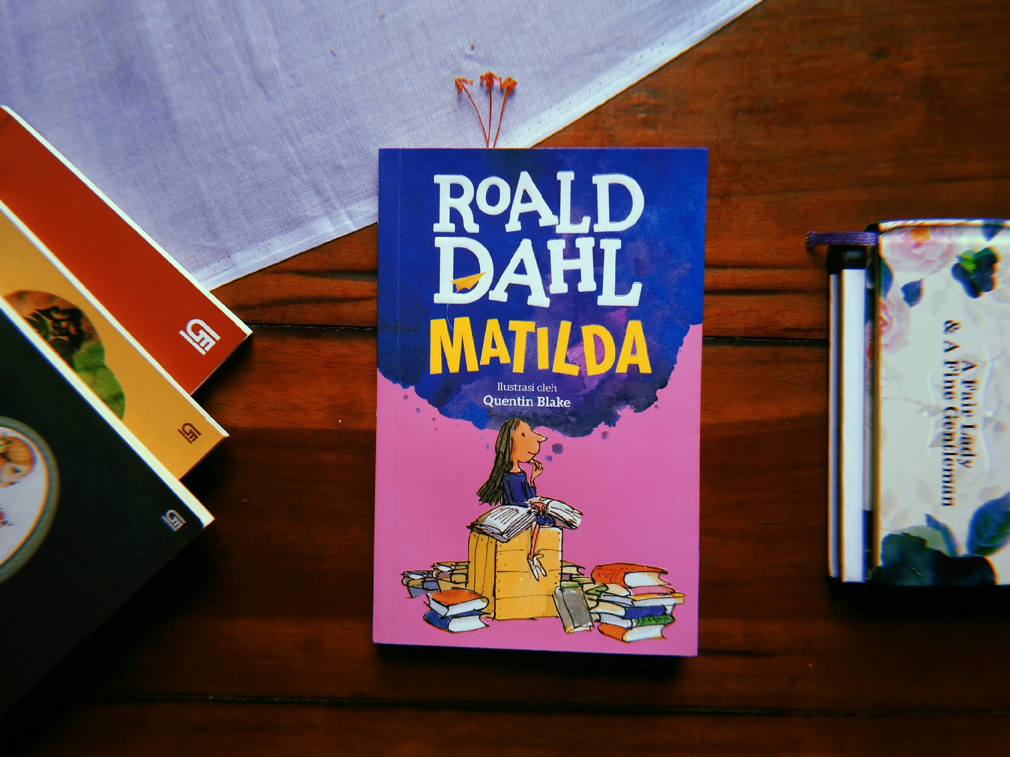 Matilda karya Roald Dahl