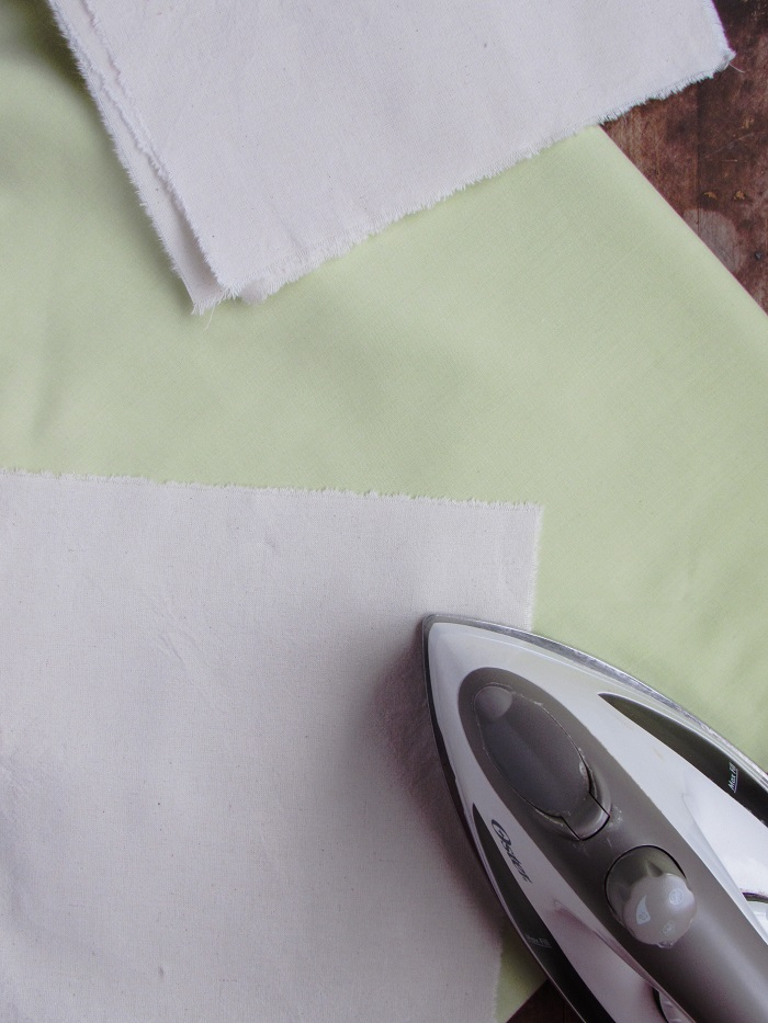 Como preparar la tela para bordar