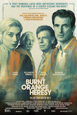 The Burnt Orange Heresy 2020