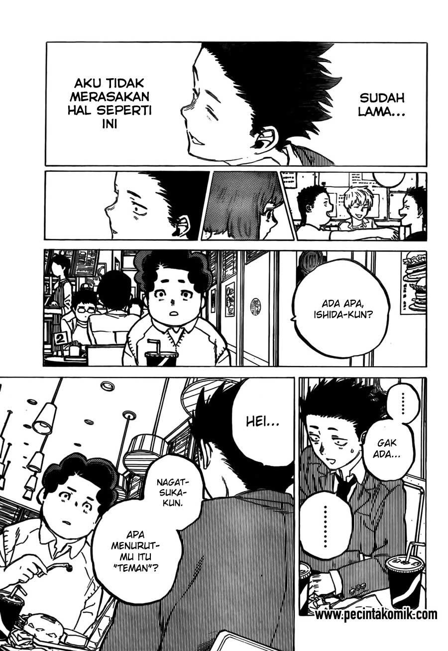 Koe no Katachi Chapter 09-4