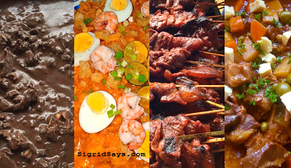 Affordable Bacolod Catering Services - Rochelle's Kitchen catering and food services - Bacolod mommy blogger - Bacolod blogger - Bacolod food - party setup - Pinoy dishes