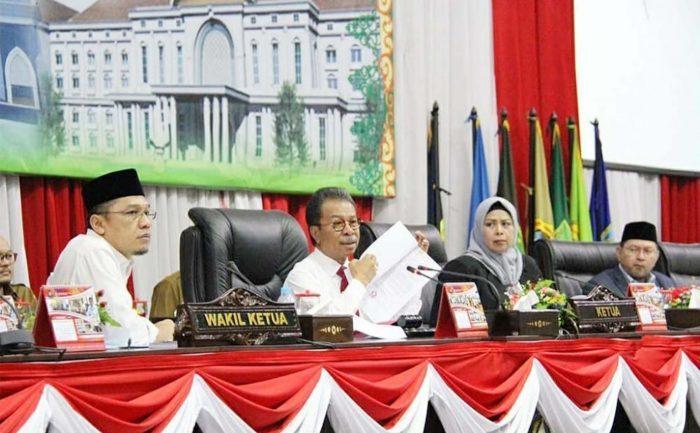 DPRD Kepri Desak Gubernur Kepri Percepat Pembahasan APBD Perubahan 2020