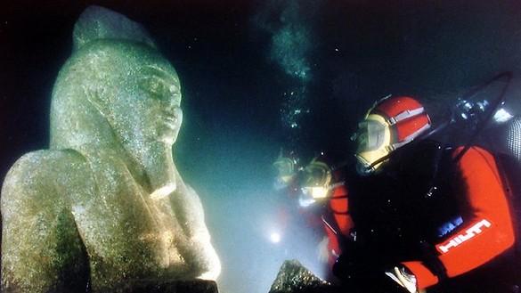 Bandar Mesir Purba Yang Hilang Ditemui Selepas 1,200 Tahun