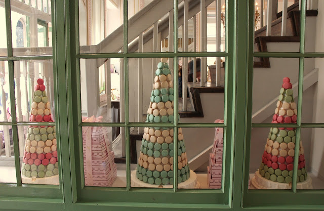 londres, convent-garden, laduree