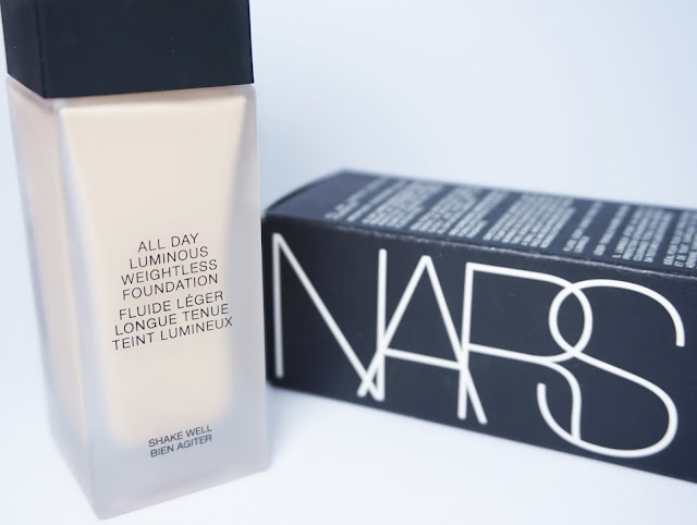NARS - All Day Luminous Weightless Foundation (Light 2 Mont Blanc)